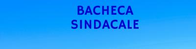 Banner Bacheca Sindacale